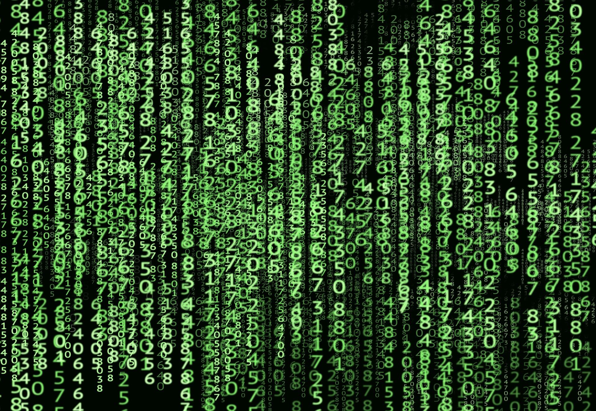 Matrix zahlen migration