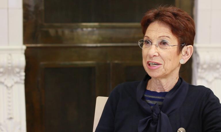 Ruth Wodak im Gespräch