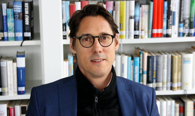 Arne NIiemann an der Akademie für Politische Bildung Tutzing
