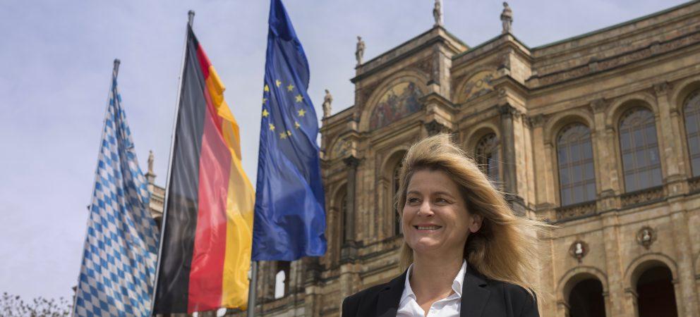 Interview mit der bayerischen Integrationsbeauftragten