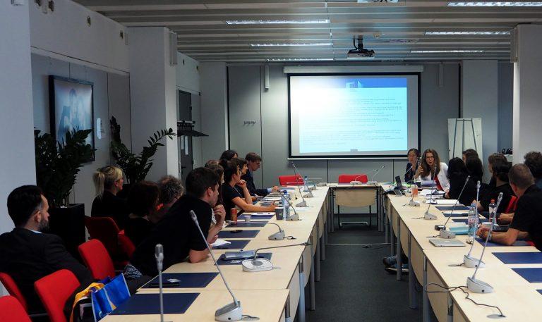 Der Tutzinger Diskurs zu Gast bei der Generaldirektion Migration und Inneres der Europäischen Kommission